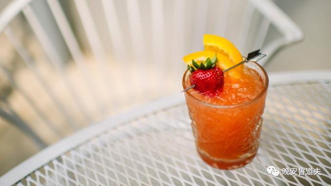 调酒配方——草莓内格罗尼 Strawberry Negroni