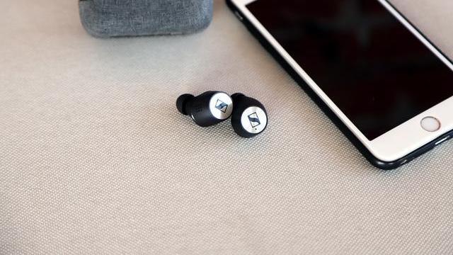 续航降噪双升级,森海塞尔馒头真无线二代蓝牙耳机开箱评测