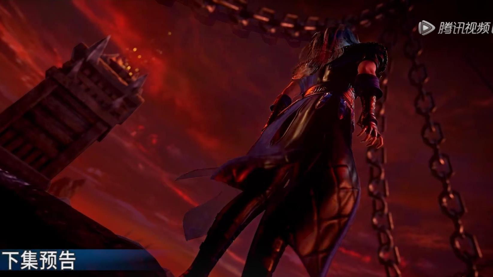 斗罗大陆:唐昊展现杀神领域宛如地狱魔神,直接让唐三感到窒息!