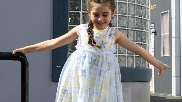 夏季童装连衣裙搭配 妙羊人童装为你推荐
