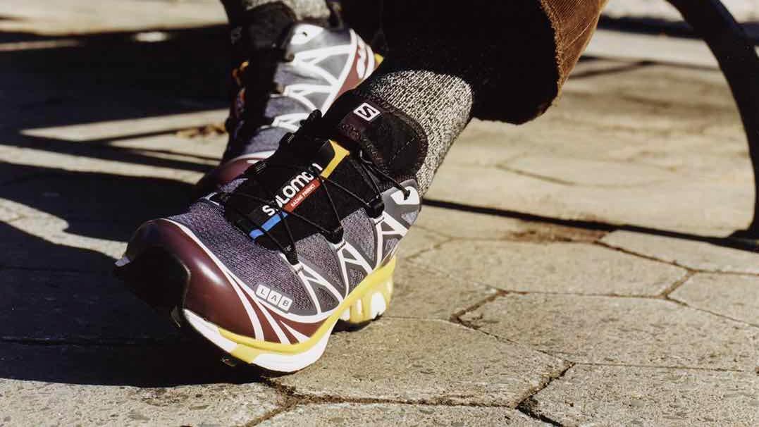 限量 600 双!专业户外机能鞋 SALOMON XT-6 迎来新品!
