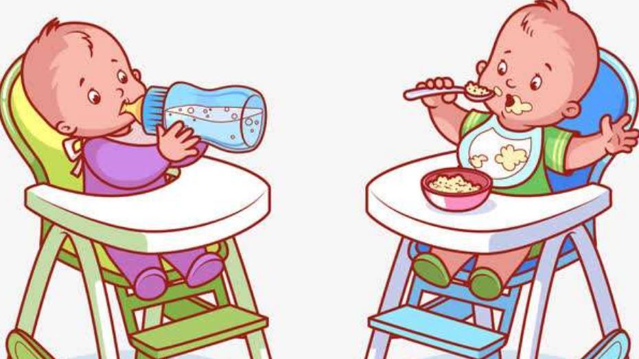一岁半的宝宝喝奶粉和吃饭,哪个重要
