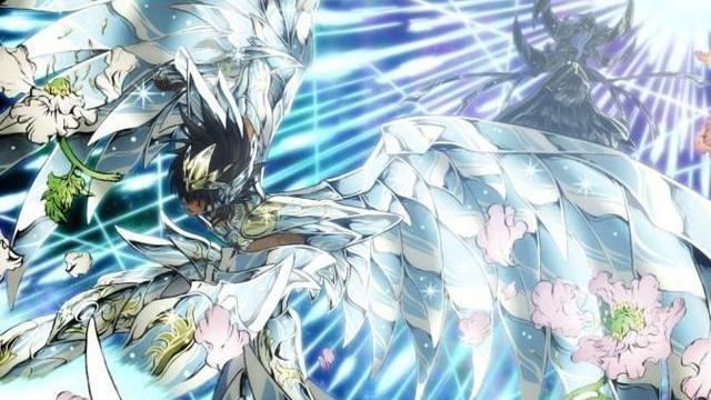 《冥王神话》天马在第六感的状态下,为什么能开启神圣衣?