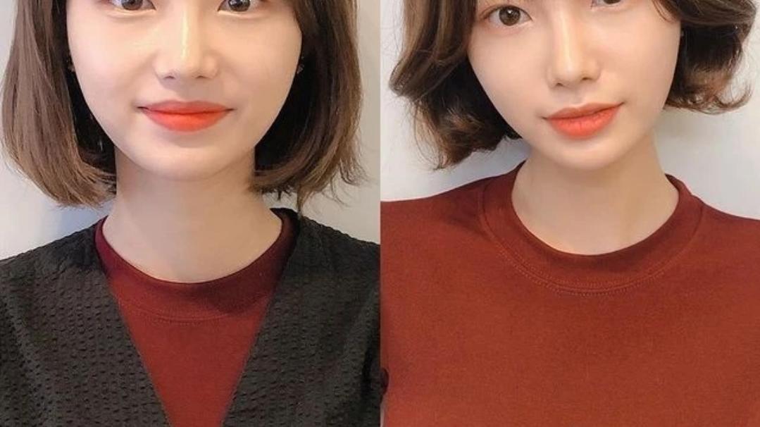 换发型就像换脸,18款发型告诉你,选对发型轻松变女神