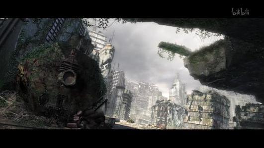 动漫版的《生化危机》,又一国产动漫上映《灵笼》,怪物,病毒齐上阵
