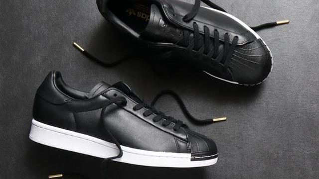 质感高级的皮革鞋身!全新配色 adidas Superstar 现已发售