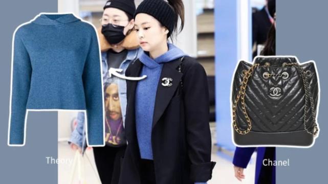 """求YG管管jennie!她穿""""儿童T恤"""",秀出的腰让人崩溃"""