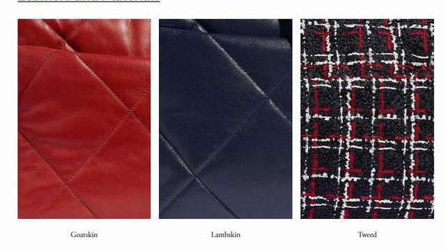老佛爷最后参与设计的香奈儿Chanel包袋指南:Chanel 19 Bag