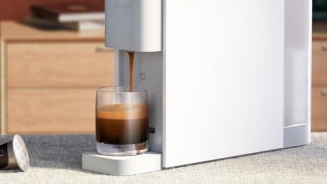米家胶囊咖啡机:调制个人专属花式咖啡