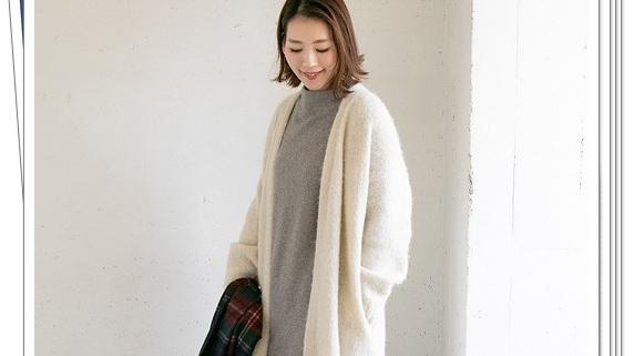 连衣裙+开衫怎么搭配更好看?适合秋冬的26种穿搭推荐