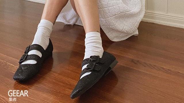 学院风回归!潮流女生本季鞋柜里,都摆满了这几款鞋子