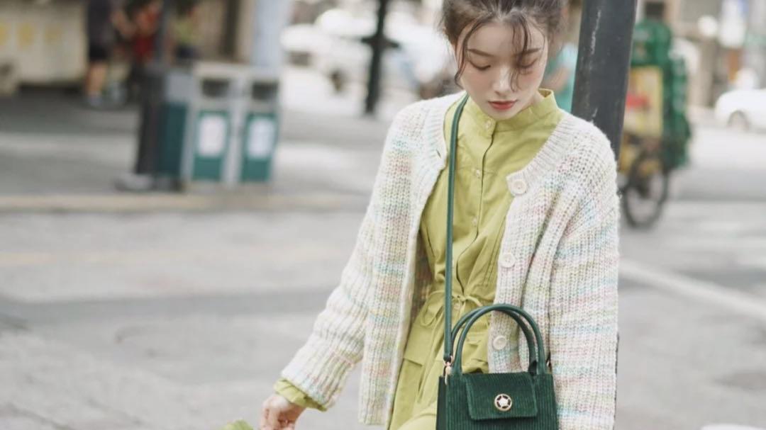 日系清新活力系美少女的穿搭,风格百变惹人爱!