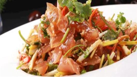 牛蹄筋最简单在做法,如果你没吃过,真是错过一道神仙美食