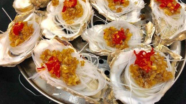 它是热量较低的海鲜,营养又鲜美,8元钱1斤,上桌一盘不够吃