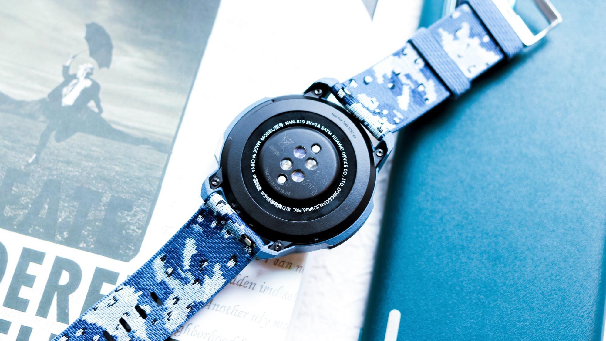25天续航户外潮流实力派 荣耀手表GS Pro评测