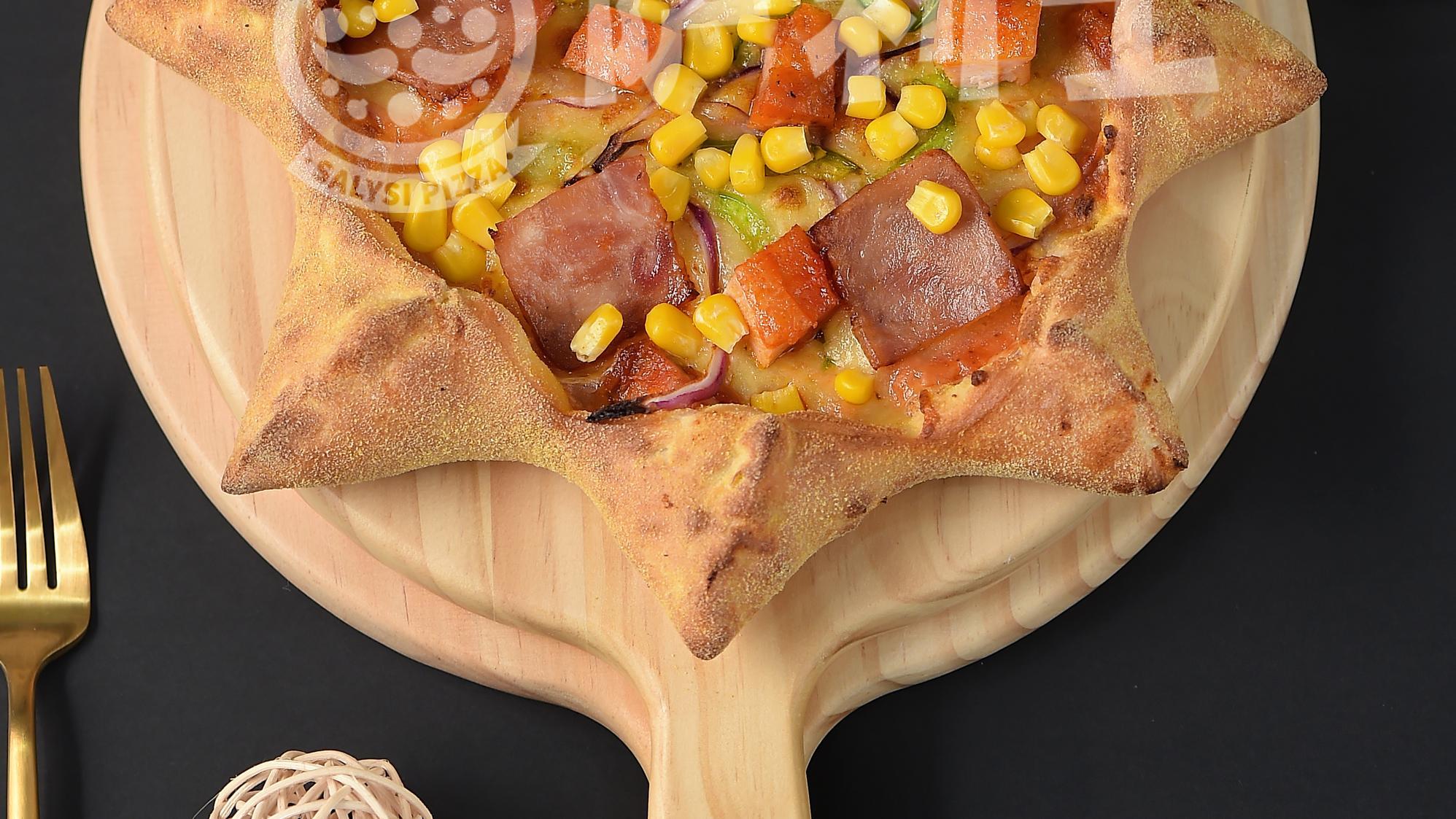 降温预警,补充能量好过冬!这些多肉披萨,好看好吃还营养丰富~
