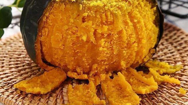 南瓜界的哈根达斯——贝贝南瓜,软糯香甜还有板栗香,好吃不长胖