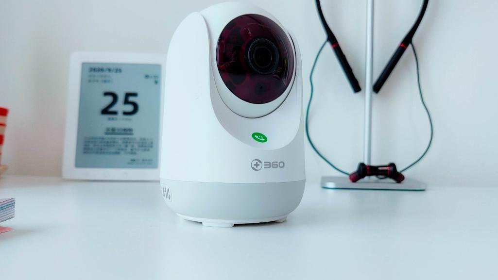 360智能摄像机云台5P评测:细节提升幸福感