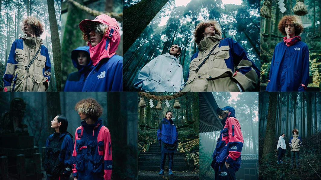 THE NORTH FACE URBAN EXPLORATION 2020春夏系列主題发布