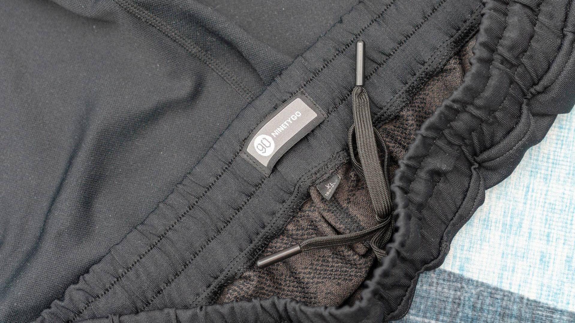 小米有品服饰新品,高弹力、干爽透气,90分潮牌带你运动