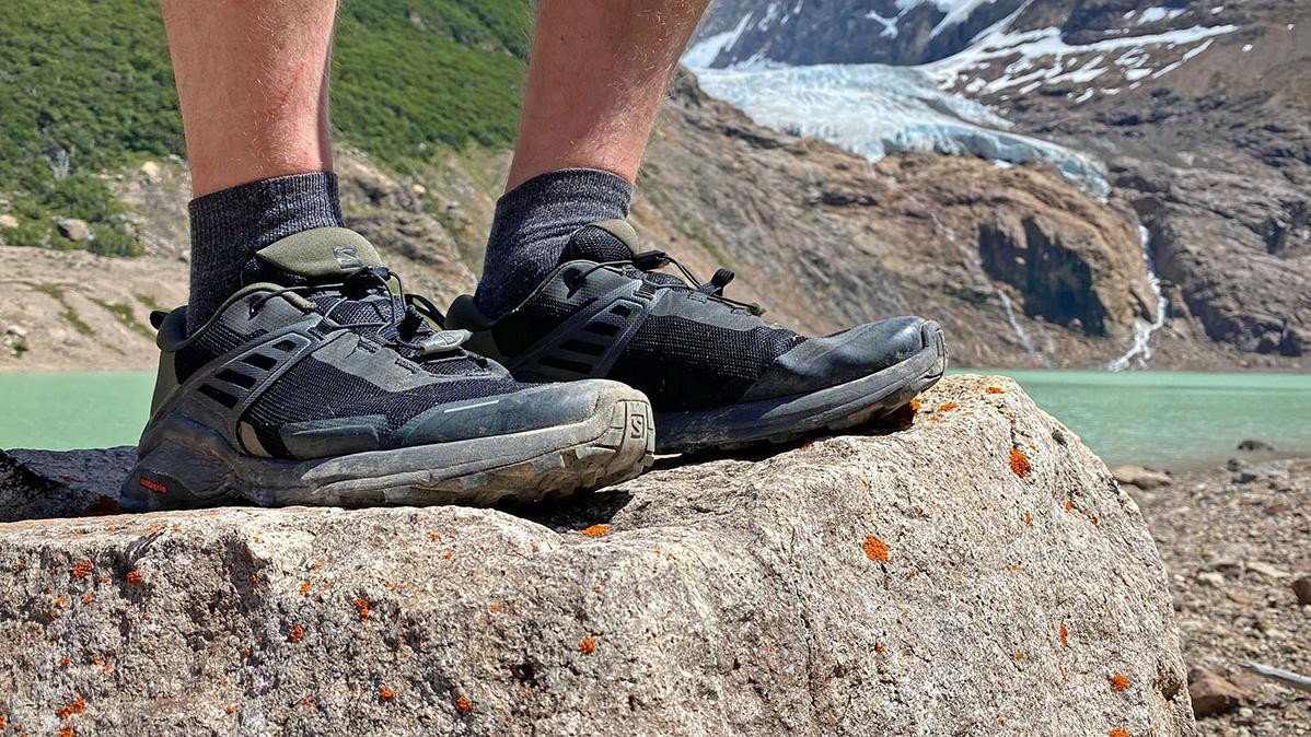SALOMON萨洛蒙 X RAISE登山鞋评测