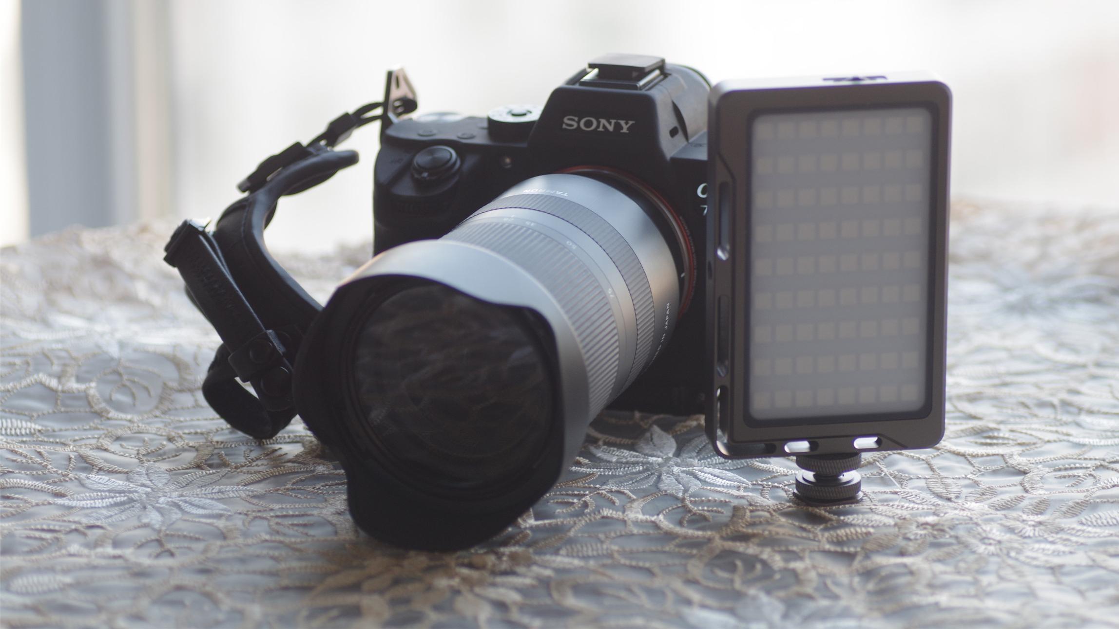 口袋里的全能RGB补光灯,MAMEN慢门LED-72R评测