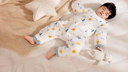 全棉时代2020秋冬婴童新品 让柔软的棉温暖秋冬