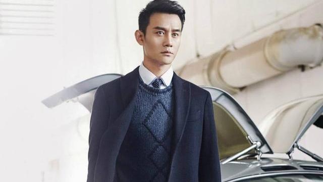王凯打造成熟男人穿搭,轻松驾驭大衣和西装,王鸥米色装扮太迷人