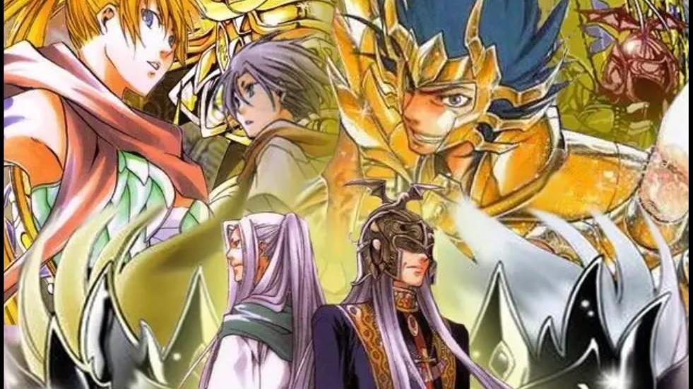冥王神话:差点毁灭圣域的那一代黄金圣斗士中,哪几位被黑化了