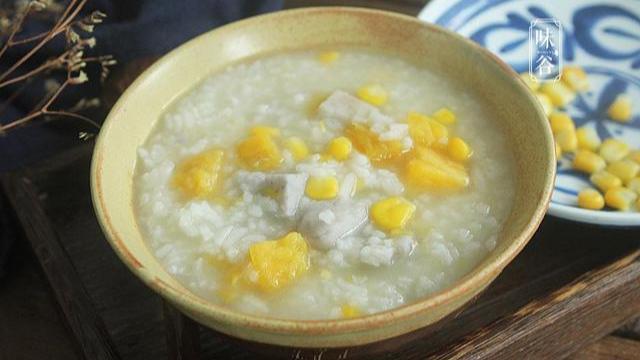 夏天早餐爱喝这粥,富含膳食纤维,香滑软糯,味美价廉人人吃得起