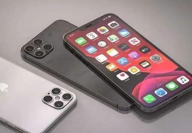 iPhone 12或将会有四款,屏幕更多详情细节曝光,标配OLED屏幕