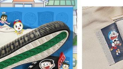 哆啦A梦50岁,有多少品牌想你一起怀念童年?
