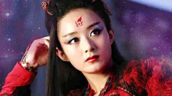 赵丽颖唯一一部被禁播的电视剧,看到定妆照后,网友:早播早火了
