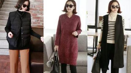 女人到了50岁后穿衣要得体优雅,这24套简约穿搭示范,成熟知性美