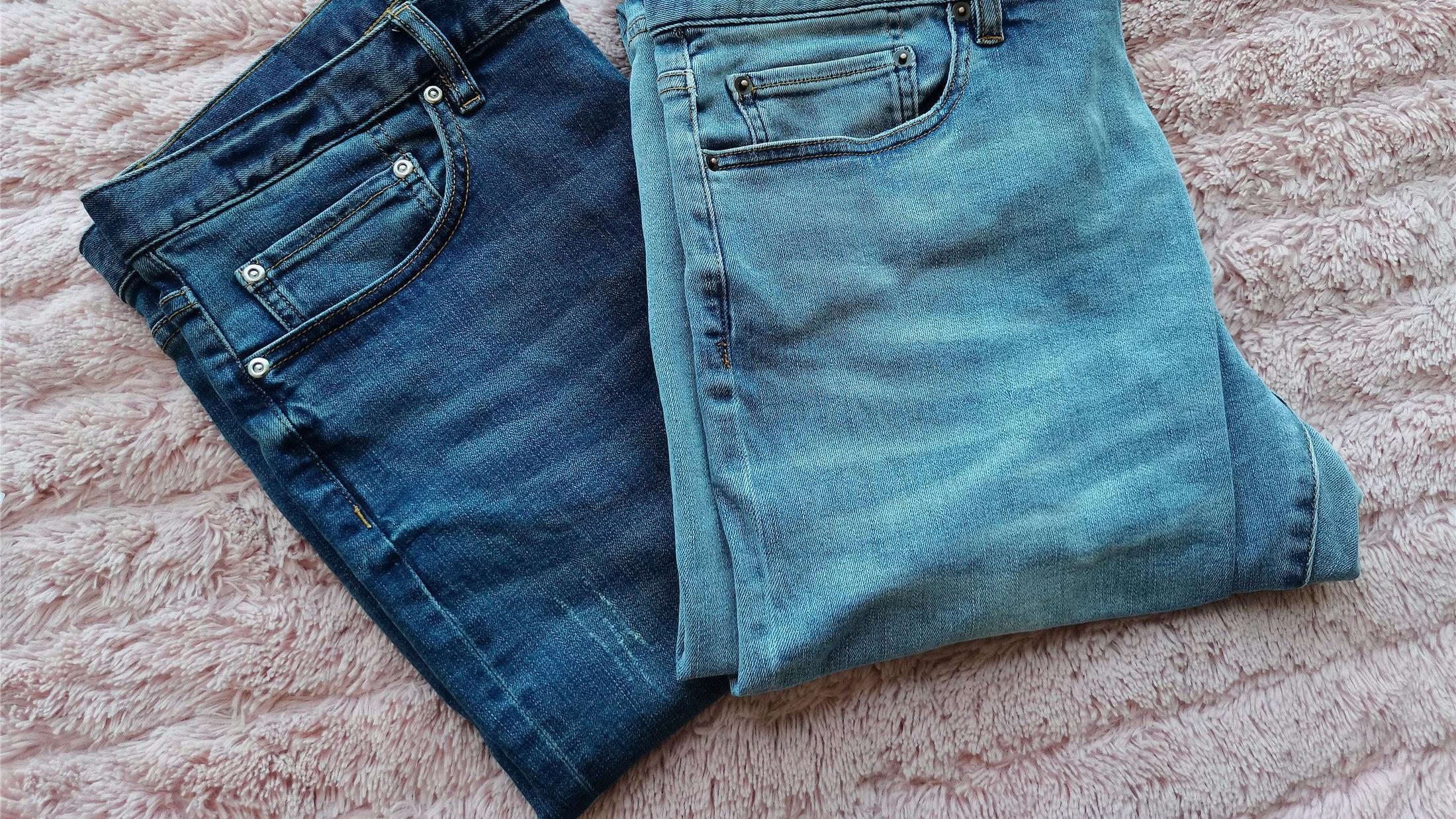 199元入手小米莱卡牛仔裤,冬暖夏凉弹力修身值不值得买?