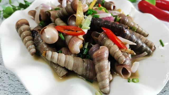 青岛除了大虾,这海鲜也是馋人,以前1元3斤,如今1斤8元,特别鲜