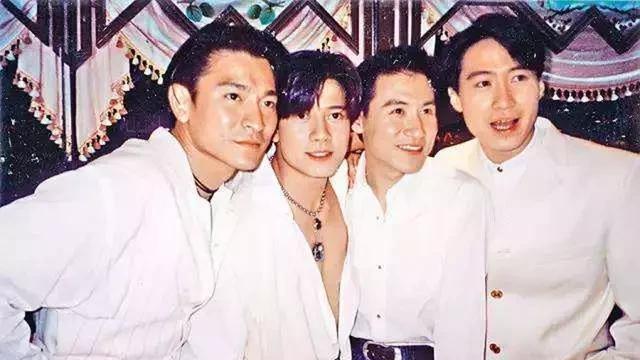 香港四大天王收入现状,混的最好的最穷,混的最不好的最富有
