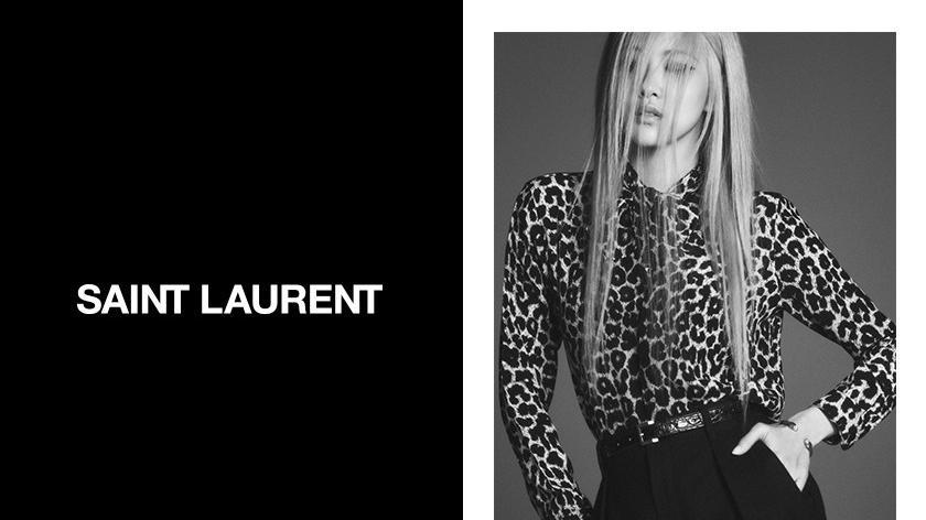 Rosé成为Saint Laurent品牌全球形象大使!