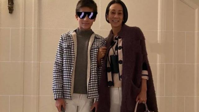 50岁日本主妇穿衣真有品味,掌握穿搭诀窍,做优雅的代名词