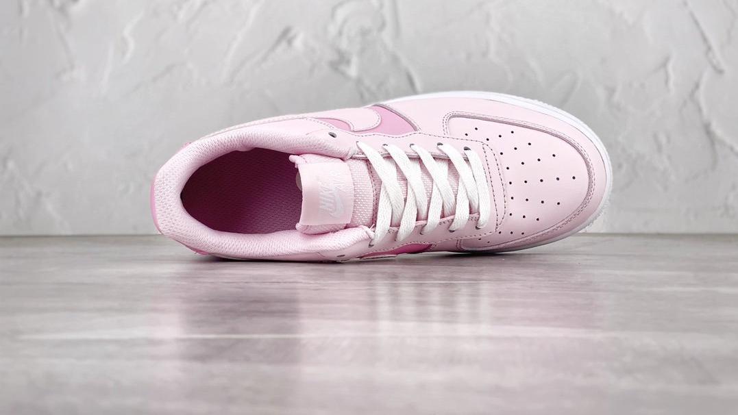 Nike Air Force 1 'GS 中国花桃粉