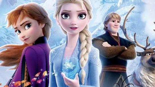 冰雪奇缘2:谁说公主必须要有王子!颠覆传统的冰雪女王艾莎美到爆