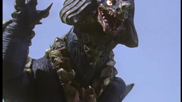 迪迦奥特曼:异次元怪兽有多强,希尔巴贡物理免疫,它差点打死迪迦