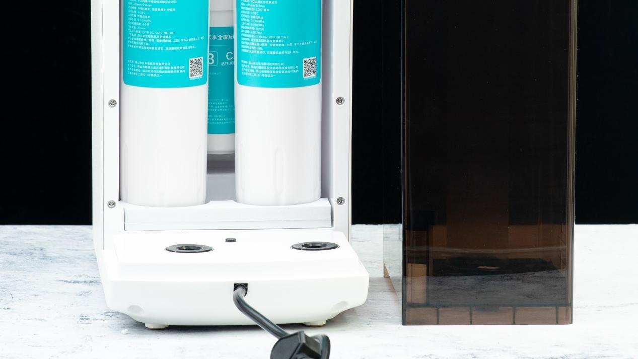 不接水管,瞬间直饮:云米互联网X1净水器评测