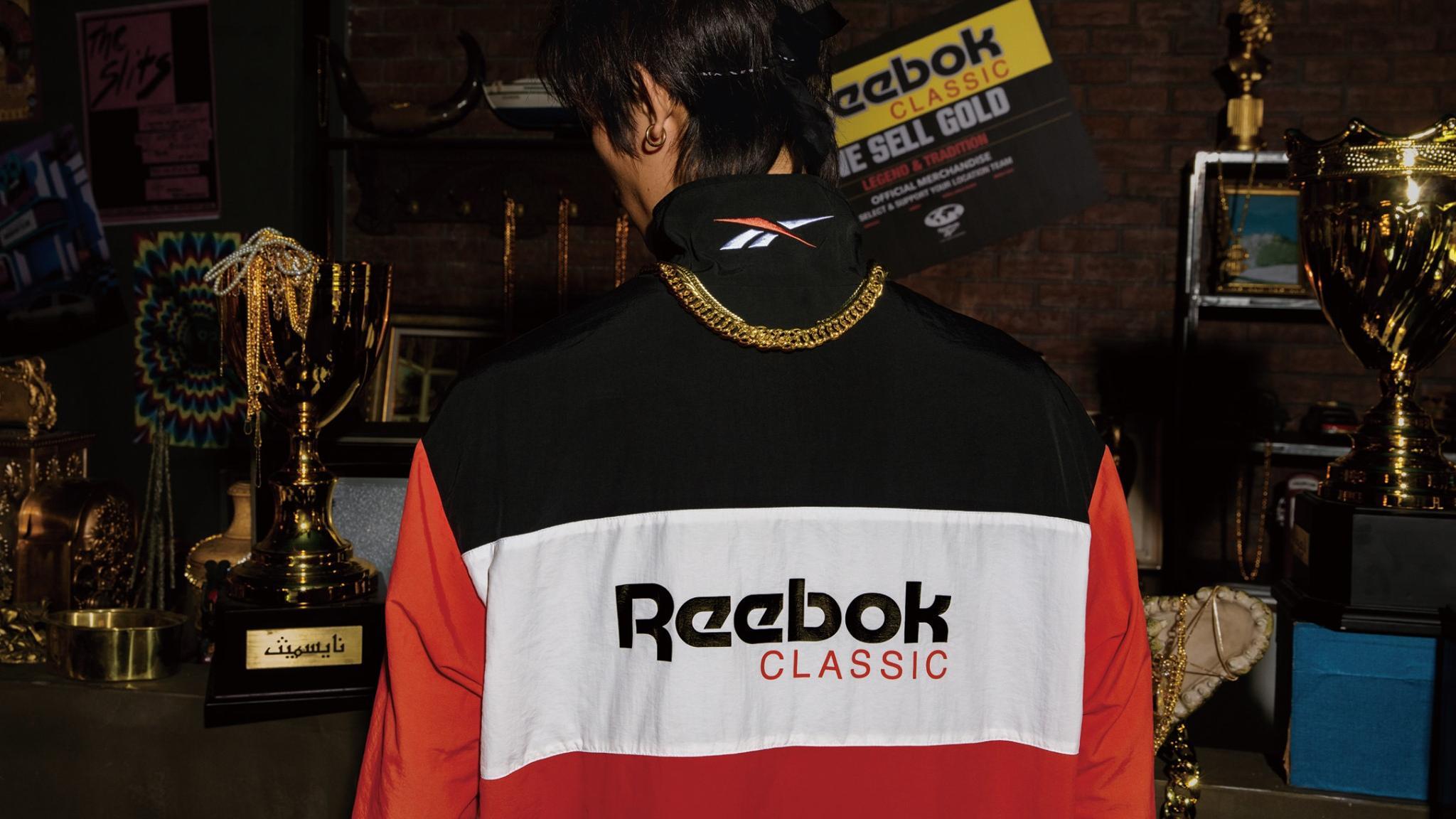 独创金典 Reebok Selling Gold 创造嘻哈与涂鸦爆炸的黄金时代