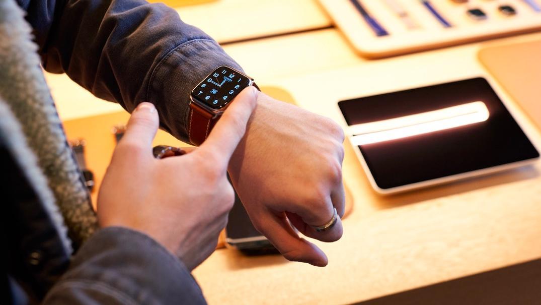 智能手表最新排名:苹果下滑仍居榜首,华为超三星位居第二