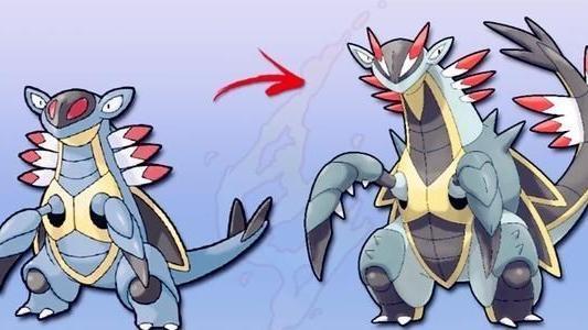宝可梦拥有更多的进化,轰隆雉鸡迎来蜕变,坚盾剑怪化身为骑士