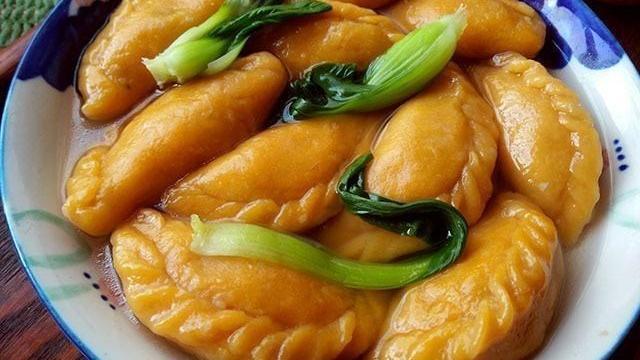 饺子新做法,头一回这么做饺子皮,香嫩弹牙,滑溜溜的特好吃