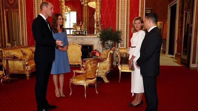 凯特王妃真大胆,将婆婆戴安娜标志性珠宝拆卸,改成项链自己戴!