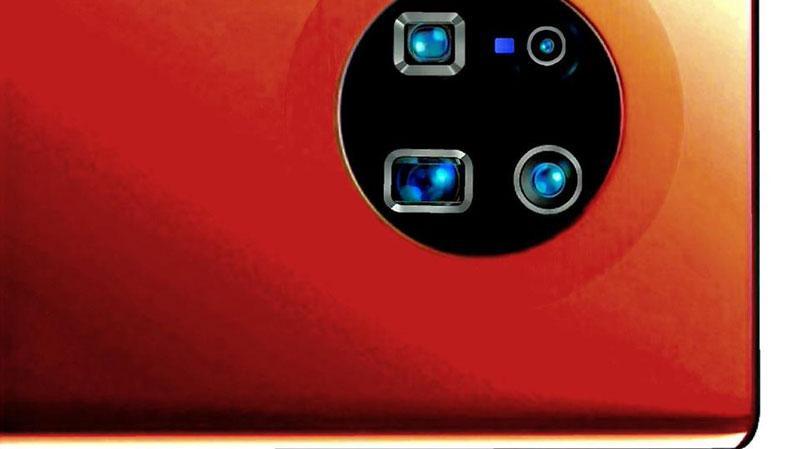 华为Mate40 Pro采用EMUI 11系统,支持两种解锁方式,预计9月底发布