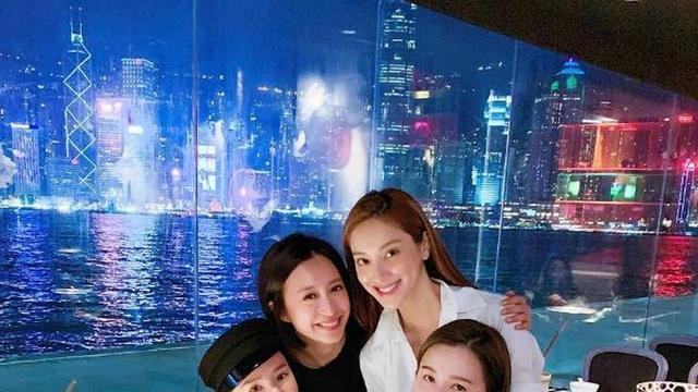 恭喜!TVB人气女星承认连推两部剧 低调与男友结婚
